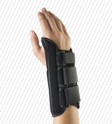 Wrist splint (orthopedic immobilization) United Surgical