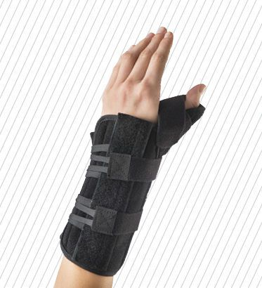 Thumb splint (orthopedic immobilization) / wrist splint / immobilisation United Surgical