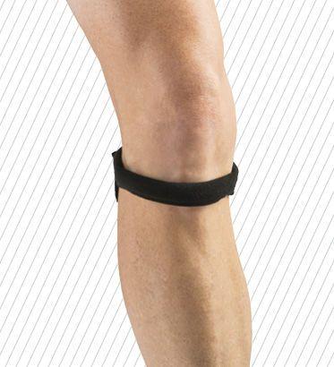 Infra-patellar knee strap (orthopedic immobilization) United Surgical