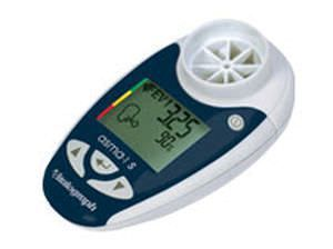 Electronic peak flow meter asma-1 serial Vitalograph