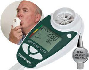 Respiratory monitor lung monitor usb Vitalograph