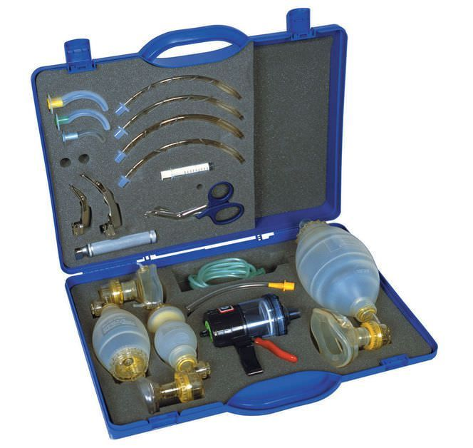 Intubation medical kit / cardiopulmonary resuscitation 24300, 24350 Vitalograph