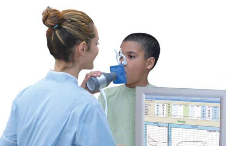 Spirometry software / medical Spirotrac V Vitalograph