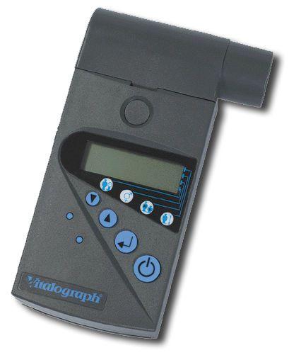 Hand-held spirometer Micro Vitalograph