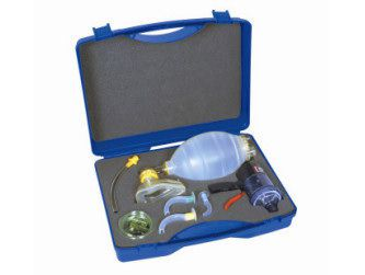 Cardiopulmonary resuscitation medical kit 24400, 24450 Vitalograph
