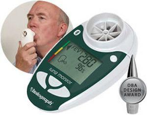 Respiratory monitor lung monitor bt Vitalograph