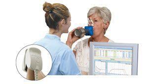 Spirometry software / medical Spirotrac Pulse Vitalograph