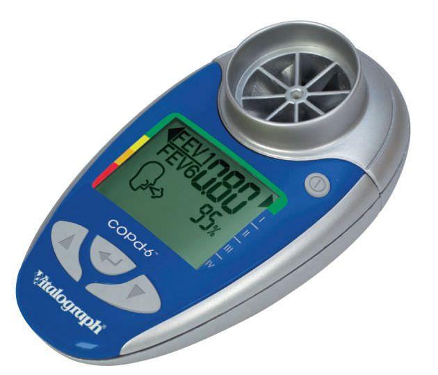 COPD screening monitor copd-6 Vitalograph
