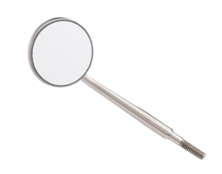 Dental mirror / stainless steel Crystal HD™ #3 ZIRC