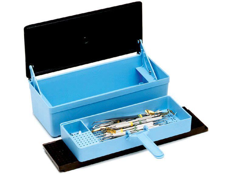 Dental instrument sterilization tray 50Z799B-X ZIRC