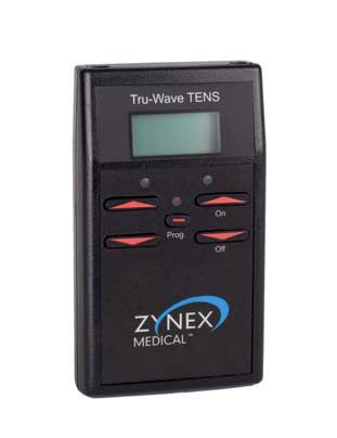 Electro-stimulator (physiotherapy) / hand-held / TENS / 1-channel TRUWAVE™ TENS Zynex Medical
