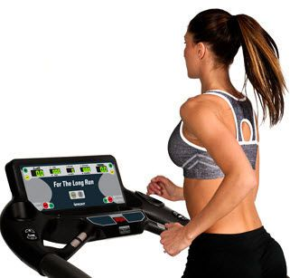 Treadmill 4Front Woodway