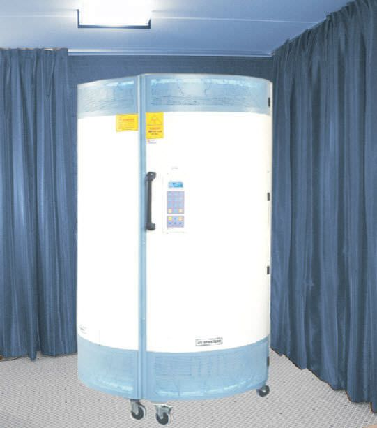 Aesthetic medicine phototherapy lamp Surya series V-Care Medical Systems