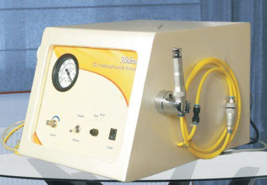 Dermabrasion system V-Care Medical Systems