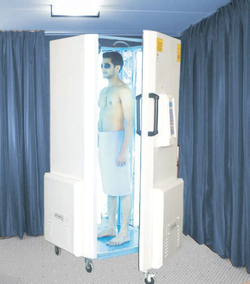 Aesthetic medicine phototherapy lamp UVec series V-Care Medical Systems