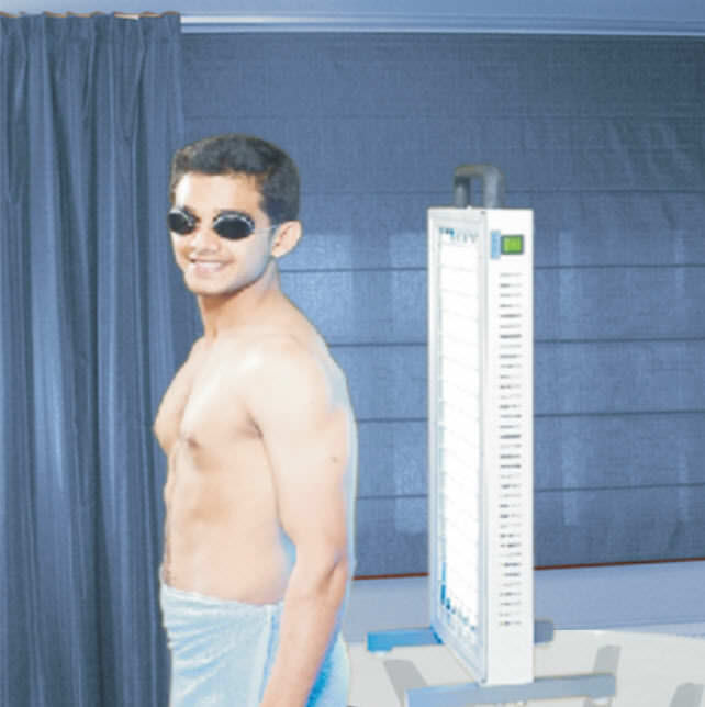 Aesthetic medicine phototherapy lamp MHT series V-Care Medical Systems