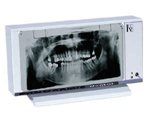 White light X-ray film viewer / 1-section / dental / with switch 285 x 155 mm | PANORAM 01 Ultraviol