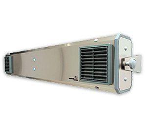 Germicidal lamp / UV / wall-mounted / with fan NBVE 60 N Ultraviol