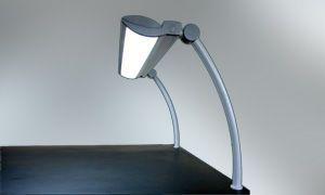 Healthcare facility lamp / tabletop AX/150/TT zenium