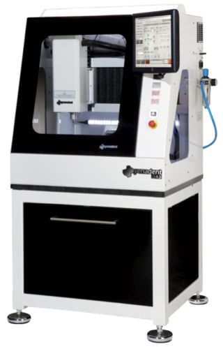 CAD/CAM milling machine / 4-axis D43 Yenadent