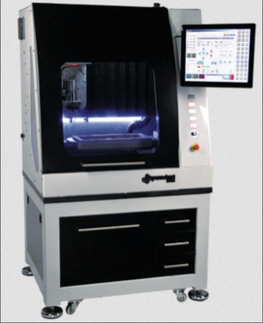 CAD/CAM milling machine D40 Yenadent
