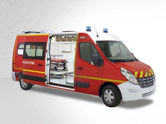 Emergency ambulance / type C / van 3,5 T Wietmarscher Ambulanz- und Sonderfahrzeug GmbH