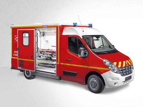 Emergency ambulance / type C / box body 3,5 T Wietmarscher Ambulanz- und Sonderfahrzeug GmbH