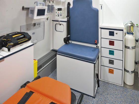 Emergency ambulance / type C / type B / van 3,5 T Wietmarscher Ambulanz- und Sonderfahrzeug GmbH