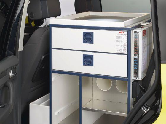 Emergency ambulance / van Wietmarscher Ambulanz- und Sonderfahrzeug GmbH