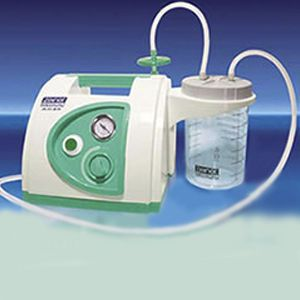 Electric surgical suction pump / handheld 25 L/mn - AC25 Zeiner Medical