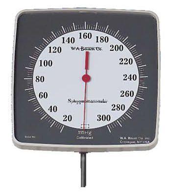 Dial sphygmomanometer Baum Roll-By® series W.A. Baum