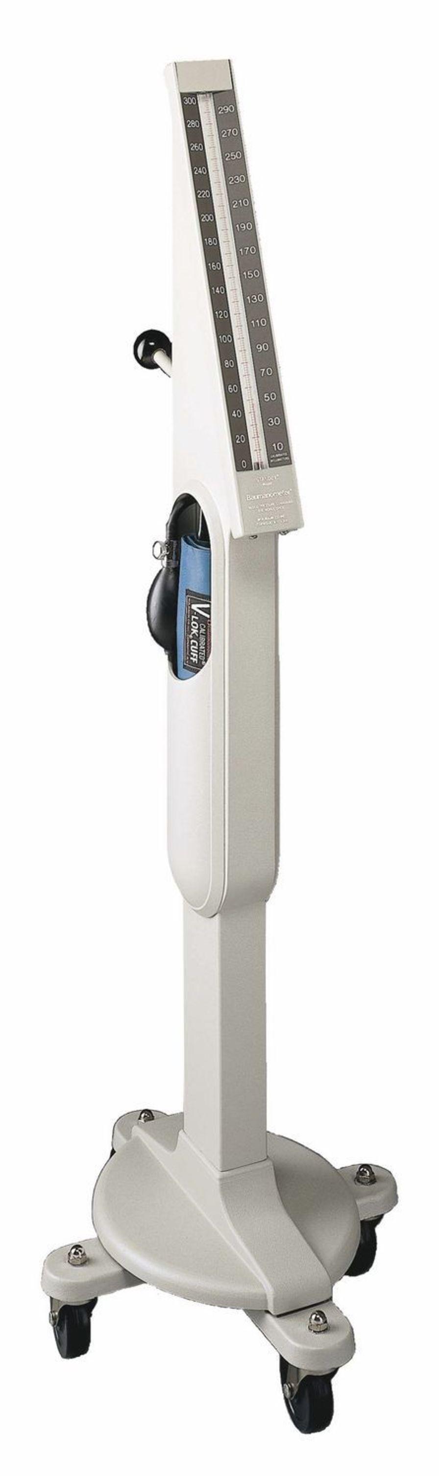 Mercury sphygmomanometer / floor standing Baumanometer® Standby® series W.A. Baum