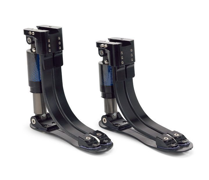 Foot prosthesis (lower extremity) / shock absorption / dynamic / class 4 Pathfinder™ II Willow Wood
