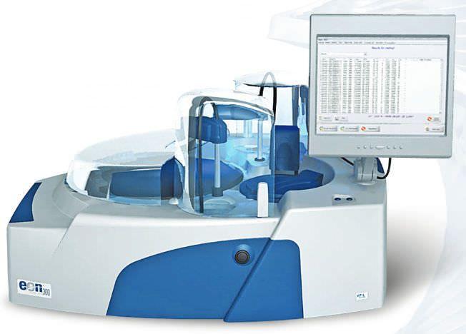 Automatic biochemistry analyzer / bench-top Eon™300 Vital Diagnostics