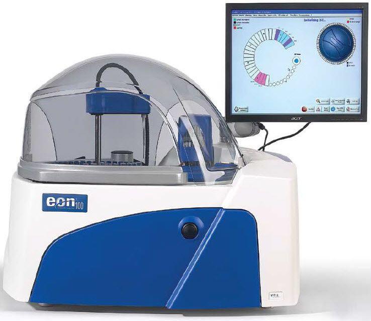 Automatic biochemistry analyzer / bench-top Eon™100 Vital Diagnostics