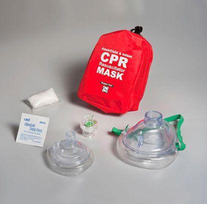 Resuscitation mask / facial / nylon / infant FAK5000SGI-RED WNL Products