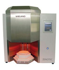 Sintering furnace / dental laboratory / ceramic 1600 °C   Zenotec Fire M2 Wieland Dental + Technik GmbH & Co. KG