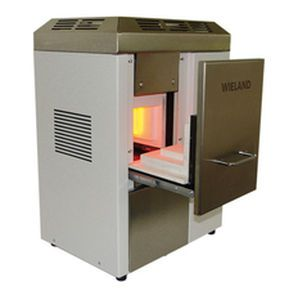Sintering furnace / dental laboratory / ceramic 1600 °C   Zenotec Fire P1 Wieland Dental + Technik GmbH & Co. KG