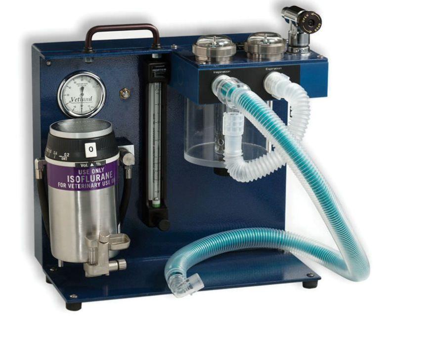 Veterinary anesthesia system / table-top Landmark VTA-1100 Vetland Medical