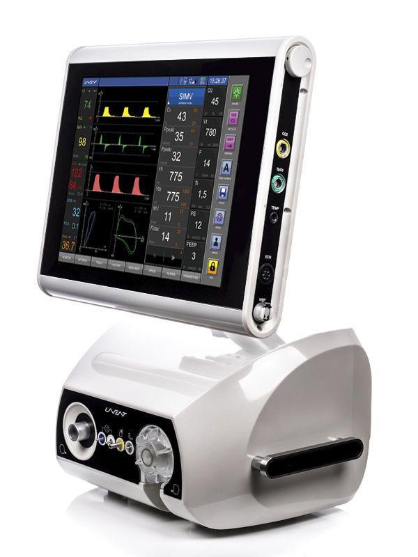 Resuscitation ventilator UVENT-T UTAS