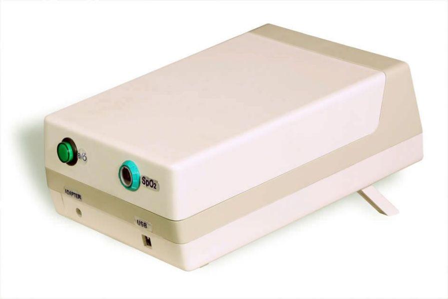 Pulse oximeter with separate sensor / table-top UTASOXI 200 UTAS