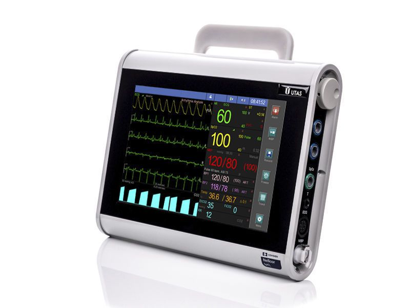 """Compact multi-parameter monitor / transport / with touchscreen UM-300-10"""" UTAS"""