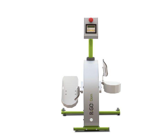 Lower limbs pedal exerciser R-GO DOM® VILAVY
