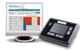 Vital sign telemonitoring system / with screen Viterion® 200 Viterion