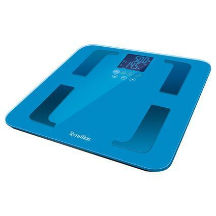 Home patient weighing scale / electronic / compact / with BMI calculation 160 Kg   Coach One Terraillon