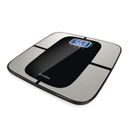Bio-impedancemetry body composition analyzer / compact Fitness Coach Style Terraillon