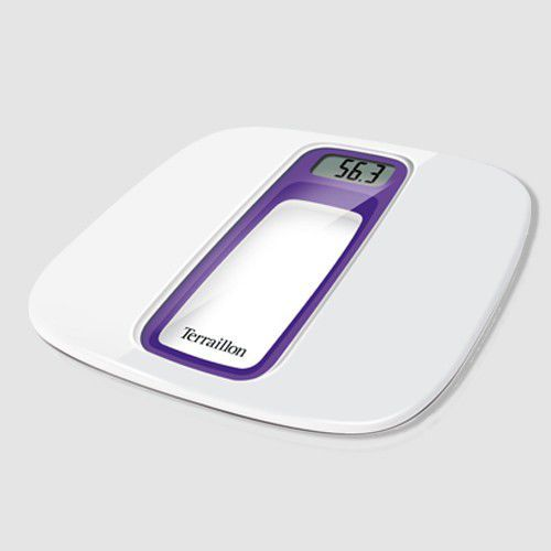 Home patient weighing scale / electronic 160 kg   Window Terraillon