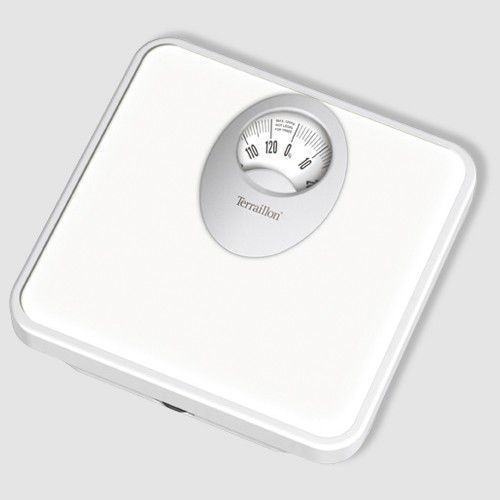Home patient weighing scale / mechanical / compact 120 kg   T61 Terraillon