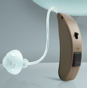 Behind the ear, receiver hearing aid in the canal (RITE) Scope 4, Scope 6 Interton