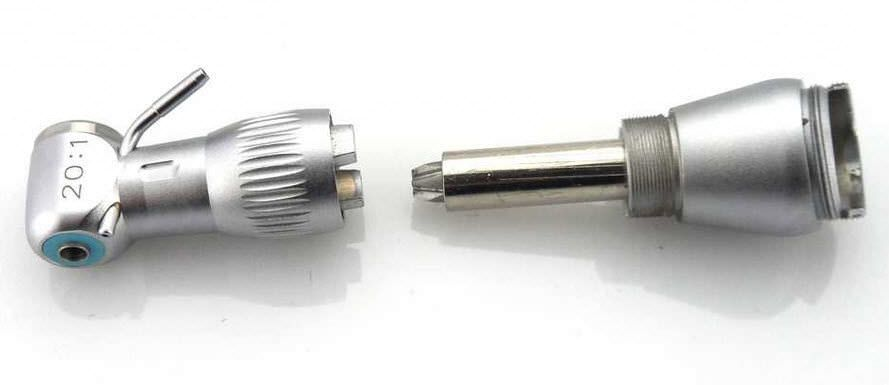 Implantology contra-angle / reduction 20:1   1020CH-202 Tealth Foshan Medical Equipment Co.,Ltd